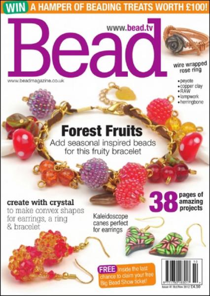 Bead Magazine Issue 41 Oktober/November 2012