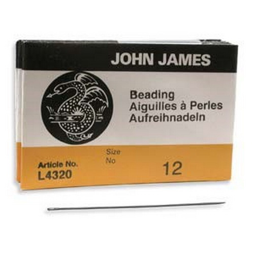 John James Nadeln mittel 12er, 5 Stück