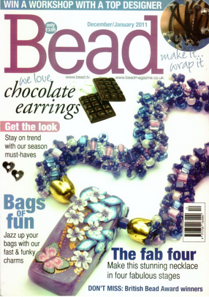 Bead Magazine December 2010/January 2011