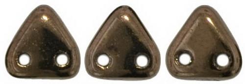 CzechMates Triangle 6mm Dark Bronze