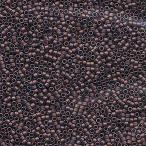 Miyuki Delica Beads (#312) Matte Metallic Copper