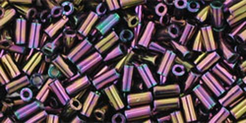 TOHO Bugle #1(#85) Metallic Iris Purple