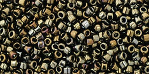 TOHO Treasures 11/0 (#83) Metallic Iris Brown