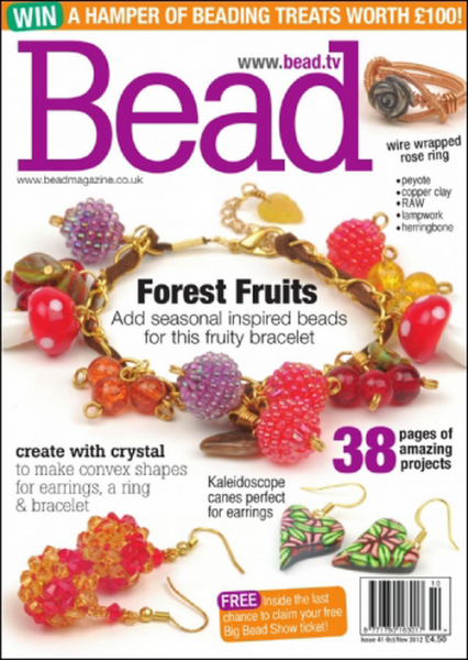 Bead Magazine Issue 41 Oktober/November 2012