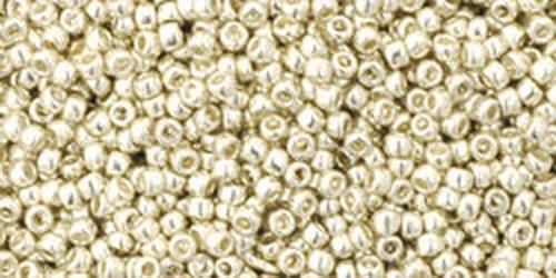 TOHO Rocailles 15/0 (#558) Galvanized Aluminium