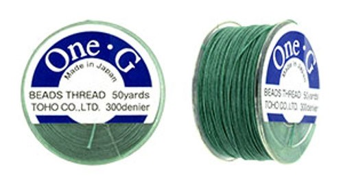 TOHO One-G PerlfadenMint Green