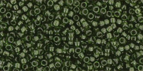 TOHO Rocailles 15/0 (#940) Transparent Olivine
