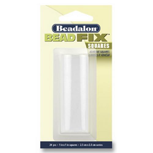 BeadFix Adhesive Squares