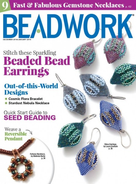 Beadwork Magazine December 2018 / January 2019