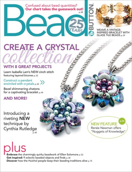 Bead & Button Magazine June 2019