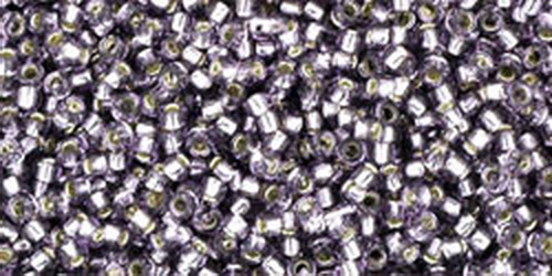 TOHO Rocailles 15/0 (#39) Silver-Lined Tanzanite