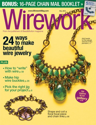 Bead & Button Special - Wirework Fall 2014