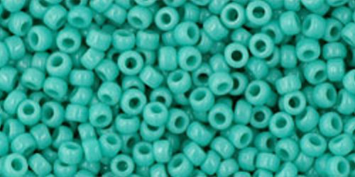 TOHO Rocailles 11/0 (#55) Opaque Turquoise