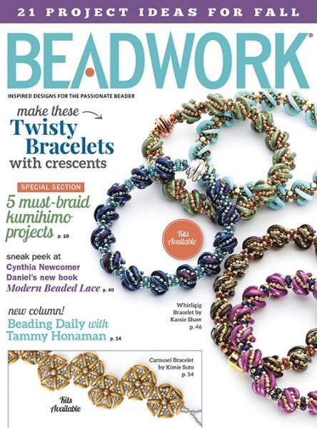 Beadwork October / November 2016
