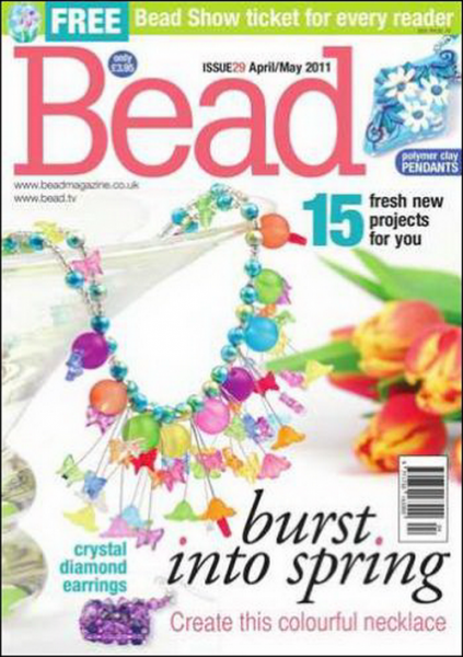 Bead Magazine April/may 2011