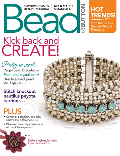 Bead & Button June 2017