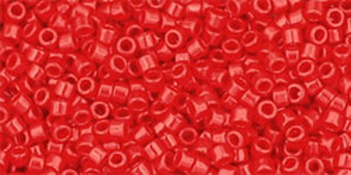 TOHO Treasures 11/0 (#45A) Opaque Cherry