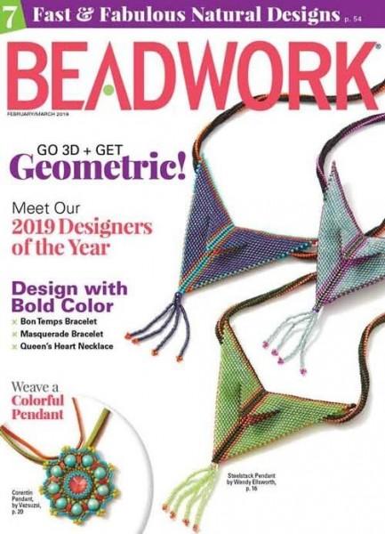 Beadwork, February/March 2019