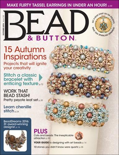 Bead & Button October 2016