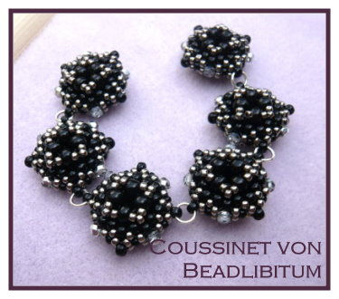 Coussinet - by Beadlibitum