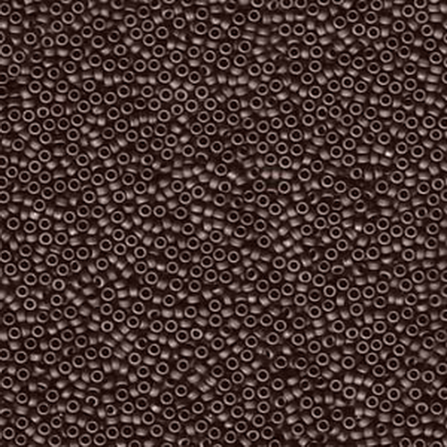Miyuki Rocailles 15/0 (#2005) Matte Metallic Copper