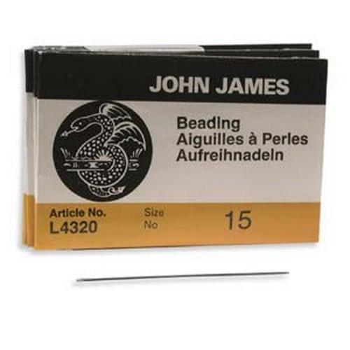 John James Nadeln fein 15er, 5 Stück
