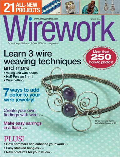 Bead & Button Special - Wirework Spring 2015