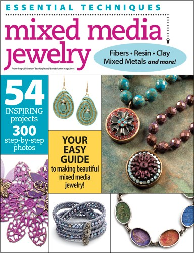 Bead & Button Specal - Essential Techniques: Mixed Media Jewelry