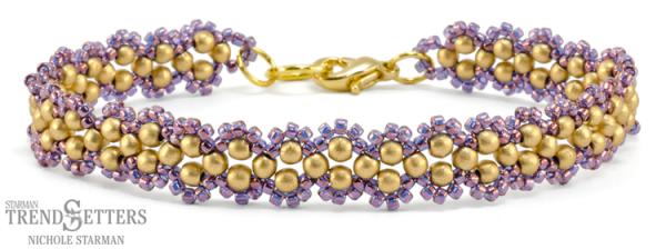 Ringlet Bracelet By TrendSetter Nichole Starman