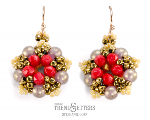 Little Five Points Earrings By TrendSetter Stephanie Goff