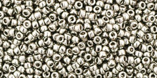 TOHO Rocailles 15/0 (#711) Nickel