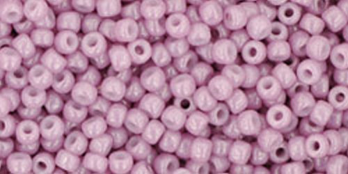 TOHO Rocailles 11/0 (#127) Opaque-Lustered Pale Mauve