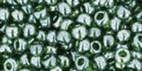 TOHO Rocailles 11/0 (#119) Trans-Lustered Olivine