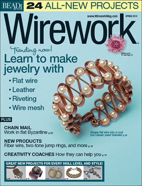 Bead & Button Special - Wirework Spring 2014