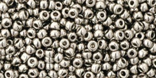TOHO Rocailles 11/0 (#711) Nickel