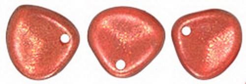 Rose Petals 8x7mm Halo - Cardinal, 50 St.
