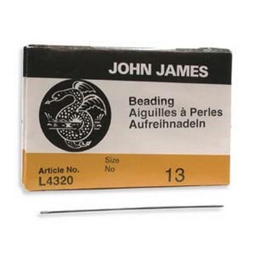 John James Nadeln fein 13er, 5 Stück